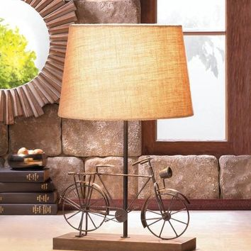 Old Fashion Bicycle Lamp