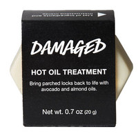 Damaged Hot Oil Treatment