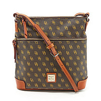 Dooney & Bourke Signature Greta Cross-Body Bag