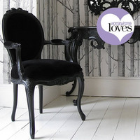 Sassy Boo Lady's Chair|Chairs  Armchairs|Seating|French Bedroom Company