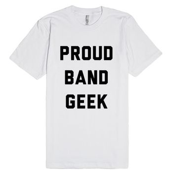 Proud Band Geek