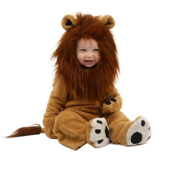Lovely Absolutly Adorable Infant Deluxe King Of Beasts Lion Simba Hallo