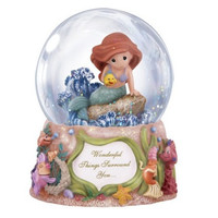 Wonderful Things Surround You - Musical Water Globe - Precious Moments