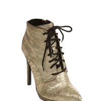Sale- Gold Steal The Show Booties