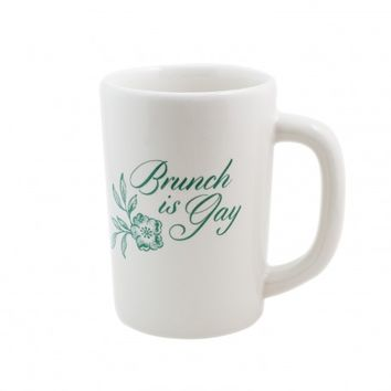 Brunch Is Gay Mug - Great Gifts - Gifts & More