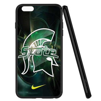 Michigan State nike iPhone 6 | 6S Case Planetscase.com
