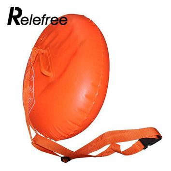 Sports Safety Swimming Ring Swim Device Upset Inflated Buoy Float Flotation For Pool Open Water Sea Inflatable for Adult Kid