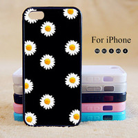 Little Daisy Floral, iPhone 5 case,iPhone 5C Case,iPhone 5S Case, Phone case,iPhone 4 Case, iPhone 4S Case,Case-IP002Cal