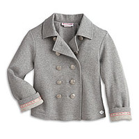 American Girl® Dolls: Silver Sparkle Jacket for Girls