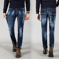 Summer Stretch Slim Pants Jeans [6541768643]