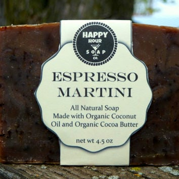 Espresso Martini Happy Hour Soap