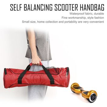 Portable Carrying Bag for 2 Wheels Self Balancing Electric Scooter Skateboard 6.5 Inches Smart Balance Hoverboard Handbag