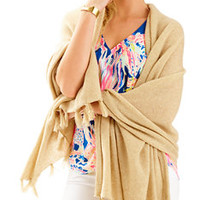 Take Me Away Cashmere Wrap | 27110 | Lilly Pulitzer