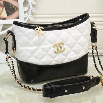 CUPUPX4 CHANEL Women Shopping Chain Shoulder Bag Satchel Crossbody