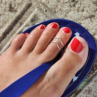 New Women Fashion Knuckle Ring Toe ring