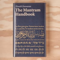 The Mantram Handbook - Collectors Item