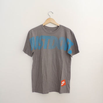 Vintage Nike Just Do It T-Shirt // Size MEDIUM
