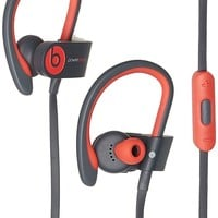 Beats by Dr. Dre Powerbeats 2 Wireless Active Collection MKPY2AM/A | Siren Red In Ear Headphone