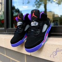 KU-YOU Air Jordan Retro 5 GS Raptors