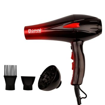 Professional Hair Dryer 4000W Fast Styling Blow Dryer Hot And Cold Air Blow Dryer FREE SHIPPING!