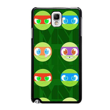 TEENAGE MUTANT NINJA TURTLES BABIES TMNT Samsung Galaxy Note 3 Case Cover