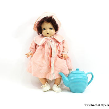 1930s Huge Madame Alexanders Life Size Baby Doll
