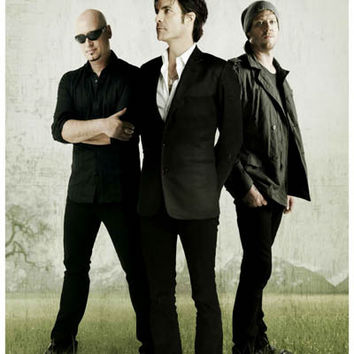 Train Band Portrait Poster 11x17