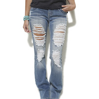 Memphis Boot Cut - Long - WetSeal