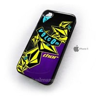 Thor Volcom Flux Motocross MX Rally iPhone 4/4s Case