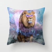 The Strongest Souls Emerge • (King of Dreams) Throw Pillow by soaring anchor designs ⚓ | Society6