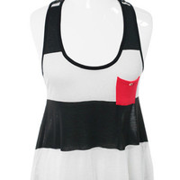 Plus Size Summer Stripe Tank Top, Plus Size Clothing, Club Wear, Dresses, Tops, Sexy Trendy Plus Size Women Clothes