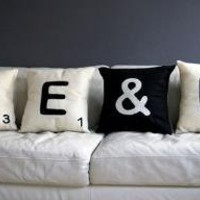 Me & You Scrabble Pillows  Funny, Bizarre, Amazing Pictures & Videos