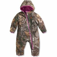 Carhartt® Infant Girls' Snowsuit