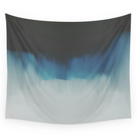 Society6 Wave Wall Tapestry