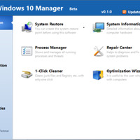 Yamicsoft Windows 10 Manager 1.0 Crack and Patch Free