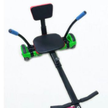 "Hover Kart For 6.5"" Two Wheel Self Balancing Scooter Attachment-Multi Color"