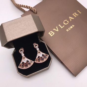 Bvlgari Earrings #106