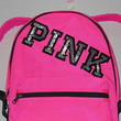 PINK Victoria's Secret Campus BackPack Bookbag Sequence BNWT
