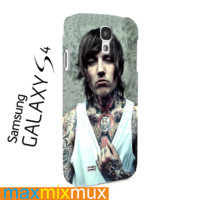 Bring Me The Horizon Vocalist Samsung Galaxy Series Full Wrap Cases