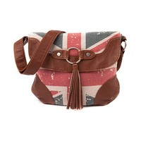 Union Jack Bag, White Red, at Journeys Shoes