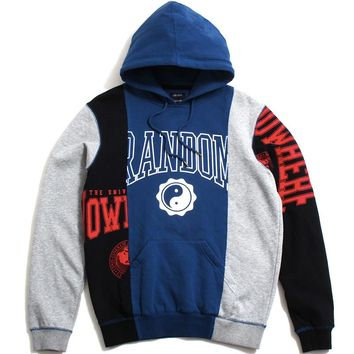 Dropout Hoody Multi