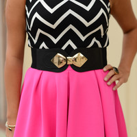 Pretty Bow Belt