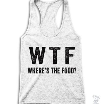 Where's The Food