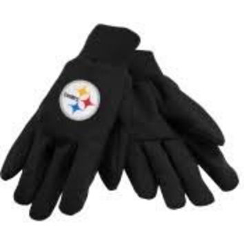 McArthur Sports Pittsburgh Steelers Sports Utility Glove - 1 Pair