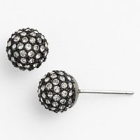 Women's Nadri Small Pave Stud Earrings