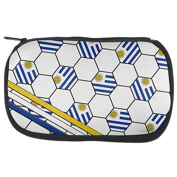 World Cup Uruguay Soccer Ball Travel Bag