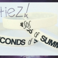 5 Seconds of Summer Bracelet - Wristband