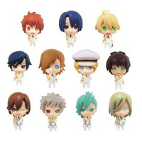 Color Collection - Uta no Prince-sama: Shining All Star (12pcs) (PVC Figure) by Movic