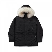 WILL PARKA (BLACK)