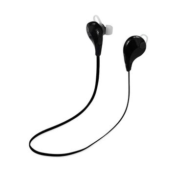 Reiko REIKO WIRELESS IN EAR HEADPHONES UNIVERSAL BLUETOOTH IN BLACK